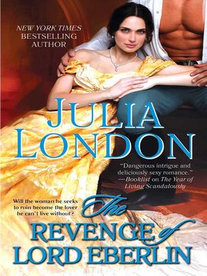 cover image of The Revenge of Lord Eberlin