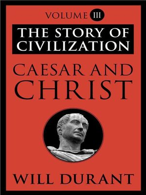 cover image of Caesar and Christ