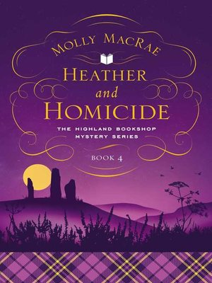 cover image of Heather and Homicide