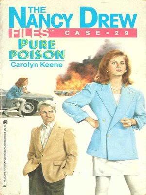 cover image of Pure Poison