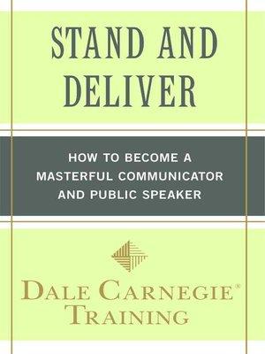 Dale Carnegie Training Overdrive Rakuten Overdrive Ebooks
