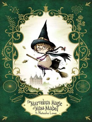 cover image of The Marvelous Magic of Miss Mabel