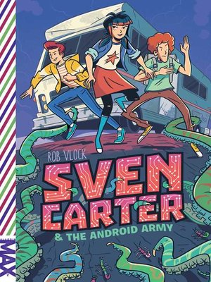 cover image of Sven Carter & the Android Army