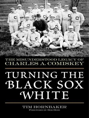 cover image of Turning the Black Sox White