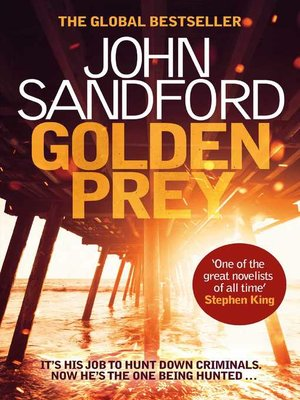 cover image of Golden Prey