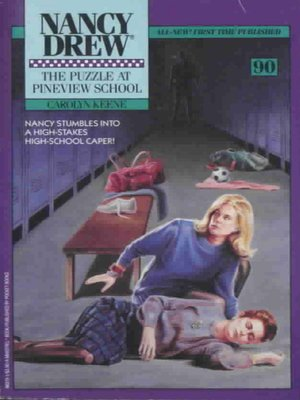 cover image of The Puzzle at Pineview School