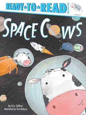 cover image of Space Cows