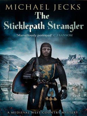 cover image of The Sticklepath Strangler