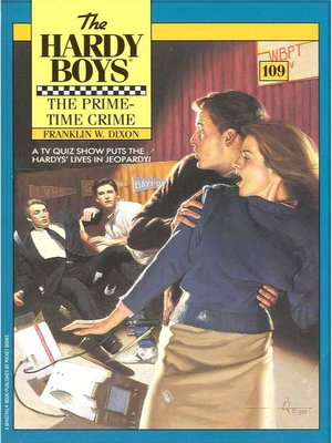 cover image of The Prime-Time Crime