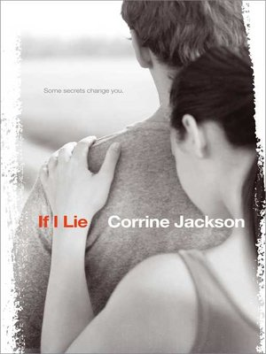 cover image of If I Lie
