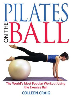 cover image of Pilates on the Ball