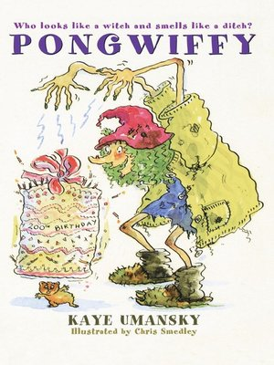 cover image of Pongwiffy