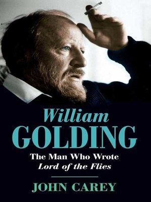 cover image of William Golding
