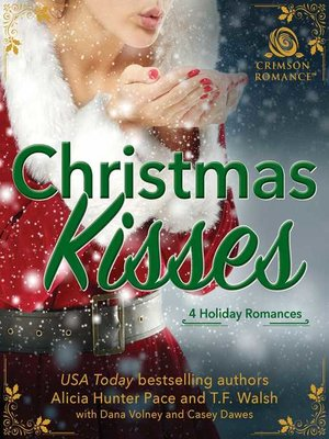 cover image of Christmas Kisses