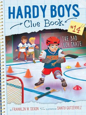 cover image of The Bad Luck Skate