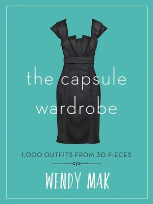 cover image of The Capsule Wardrobe
