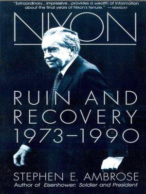 cover image of Nixon, Volume III