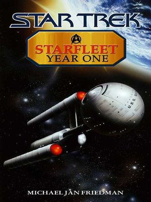 cover image of Starfleet Year One