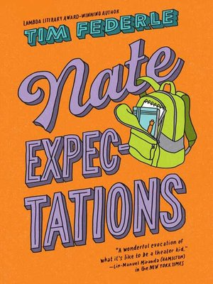 cover image of Nate Expectations