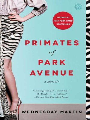 cover image of Primates of Park Avenue