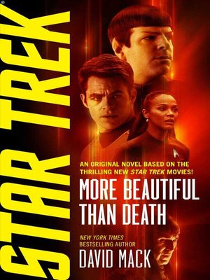 cover image of More Beautiful Than Death