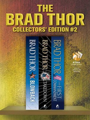 cover image of Brad Thor Collectors' Edition #2