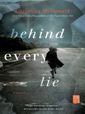 Behind Every Lie Book Cover