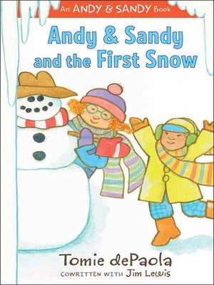 cover image of Andy & Sandy and the First Snow