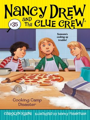 cover image of Cooking Camp Disaster