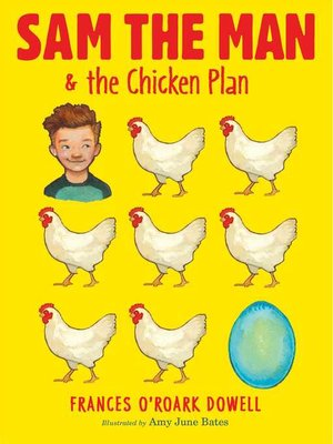 cover image of Sam the Man & the Chicken Plan