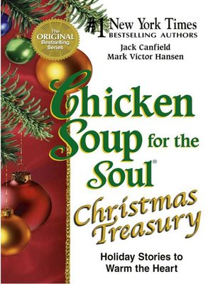 cover image of Chicken Soup for the Soul Christmas Treasury