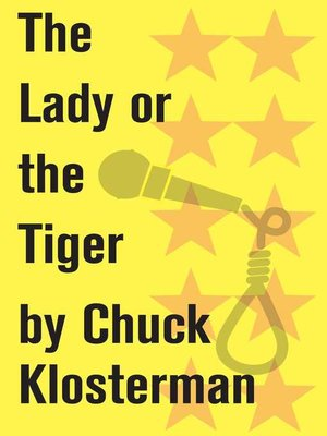 cover image of The Lady or the Tiger