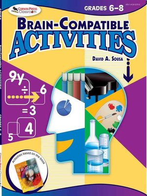 cover image of Brain-Compatible Activities, Grades 6-8