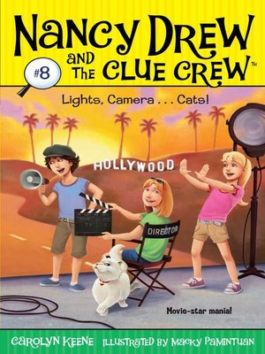 cover image of Lights, Camera . . . Cats!