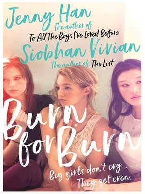cover image of Burn for Burn
