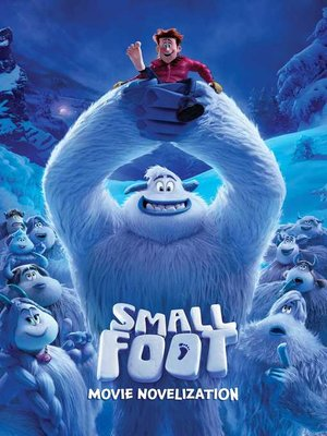 cover image of Smallfoot Movie Novelization