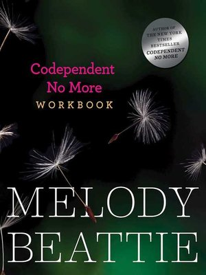 cover image of Codependent No More Workbook