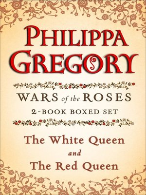 cover image of Philippa Gregory's Wars of the Roses 2-Book Boxed Set