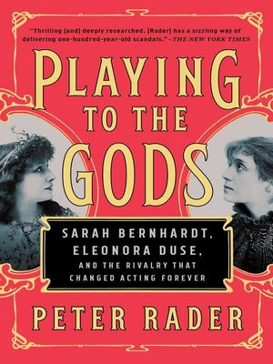 cover image of Playing to the Gods