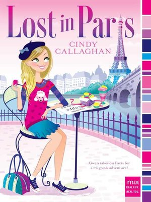cover image of Lost in Paris