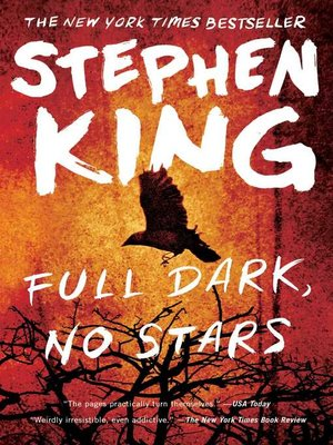 cover image of Full Dark, No Stars