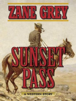 cover image of Sunset Pass