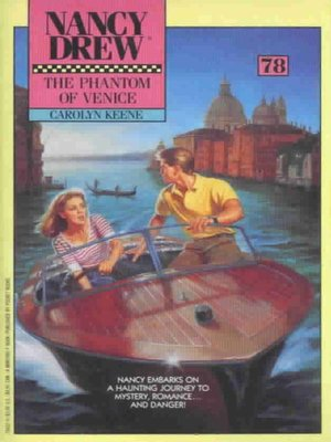 cover image of The Phantom of Venice