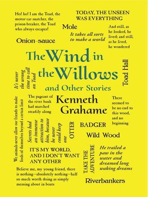 cover image of The Wind in the Willows and Other Stories