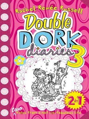 cover image of Double Dork Diaries 3
