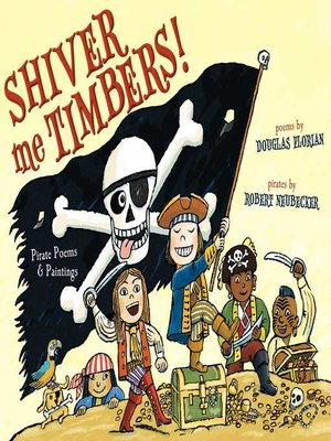 cover image of Shiver Me Timbers!