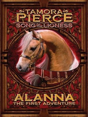 cover image of Alanna: The First Adventure
