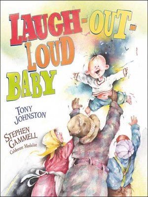 cover image of Laugh-Out-Loud Baby