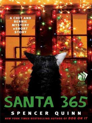 cover image of Santa 365