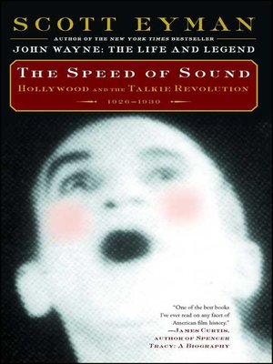 cover image of The Speed of Sound